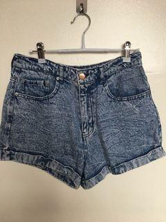 Forever21 Denim Shorts