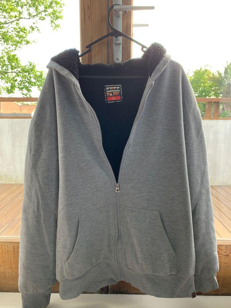 Grey Jumper (2XL)