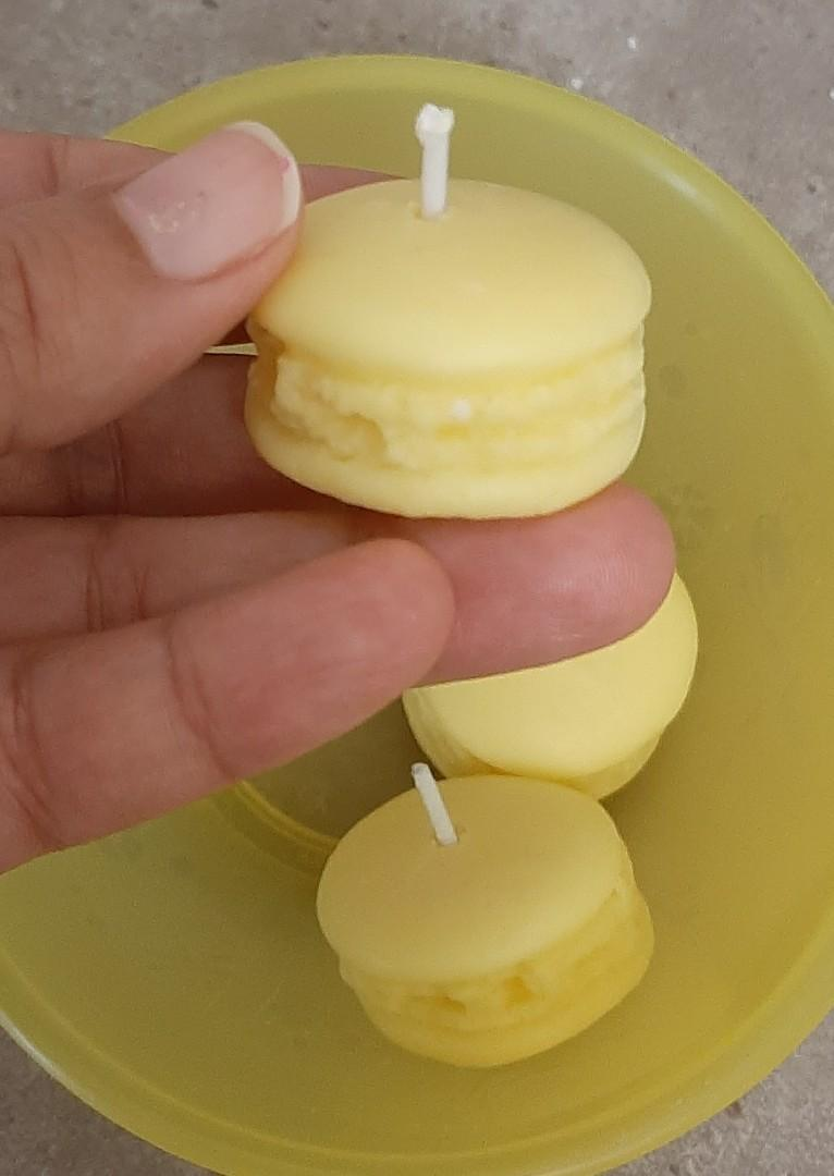 Handmade Soy wax and beeswax scented candles