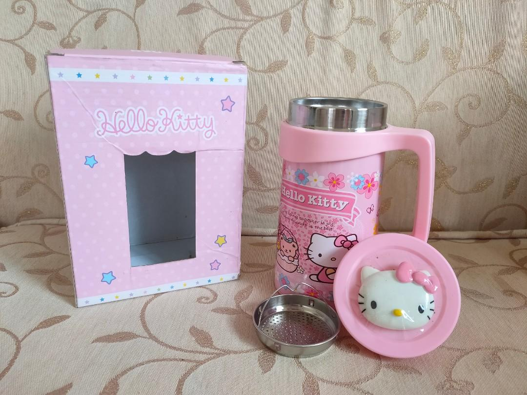 全新Hello Kitty保溫瓶