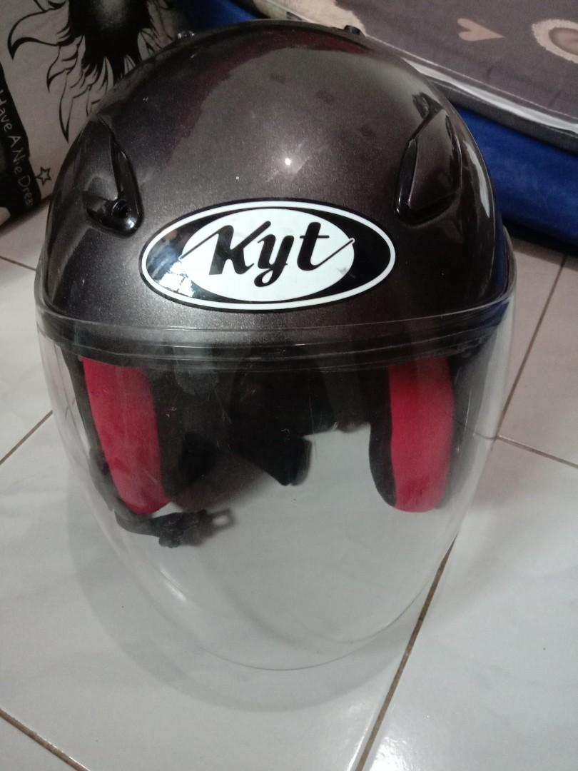 Helm KYT DJ MARU