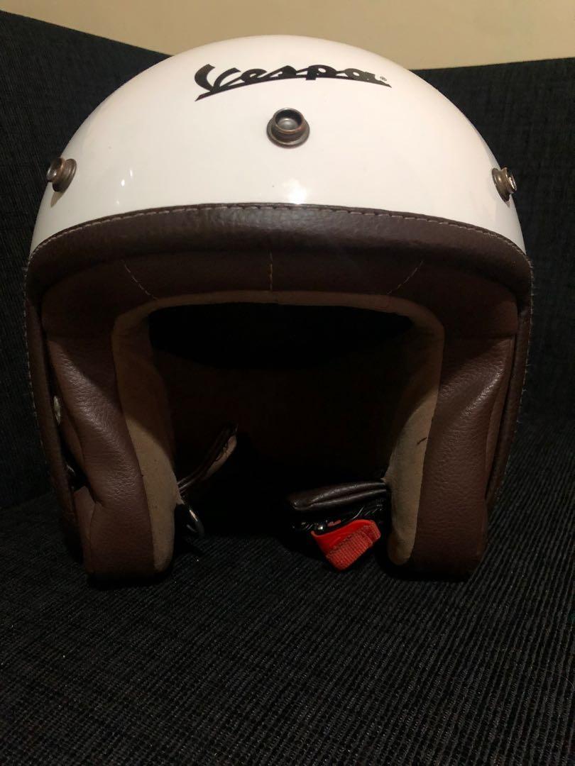 Helm vespa original made in italy
