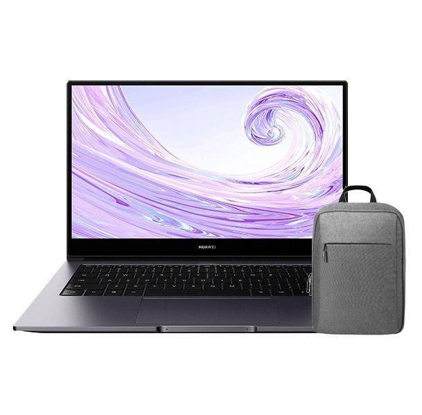 Huawei Matebook D14 - Space Gray Free Bag