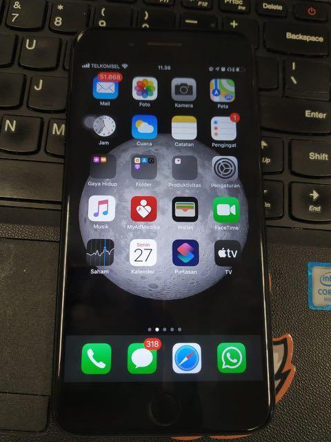 Iphone 7+ ex ibox 128gb