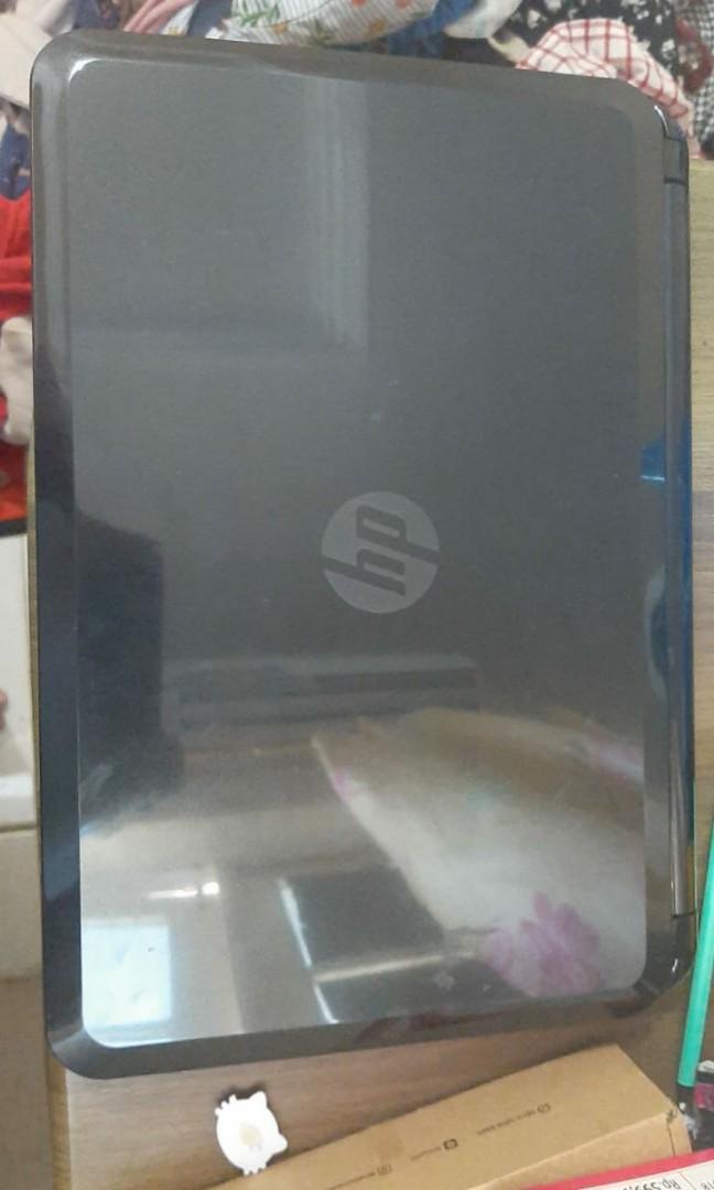 Laptop HP icore 3 Tahun 2013