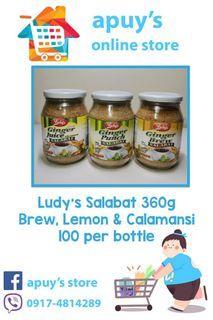 Ludy's Salabat 360 grams
