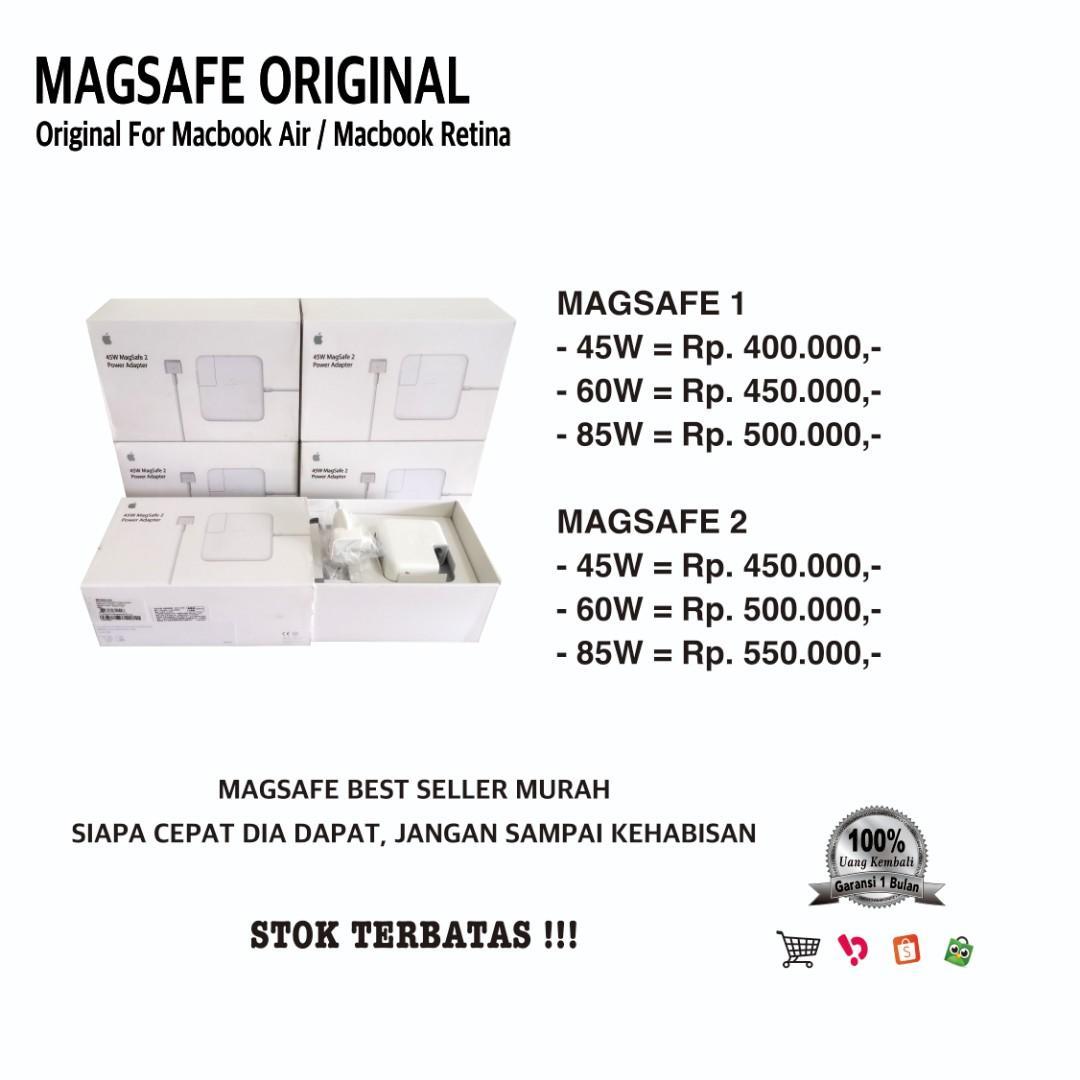 Magsafe Original  2012-2017