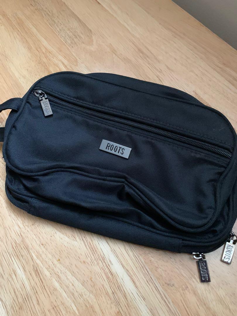 Men's Roots travel bag