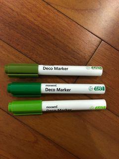 Monami Deco Markers - 2mm