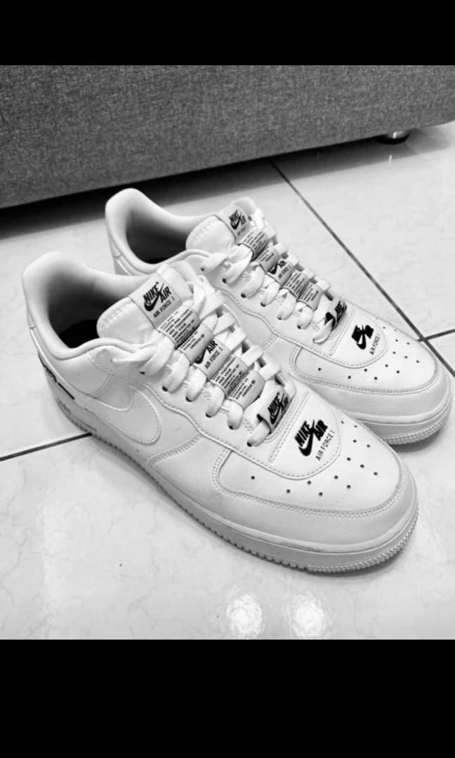 Nike air force 串標 US10