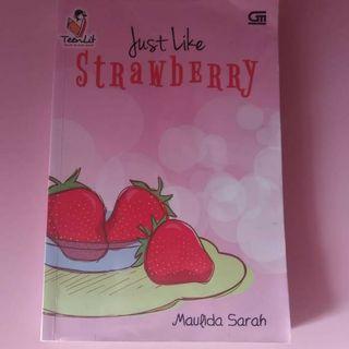 Novel Just Like Strawberry
