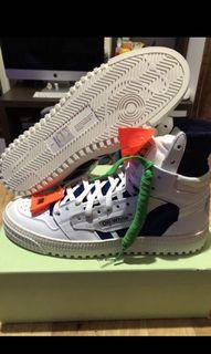 Off White Sneakers 3.0
