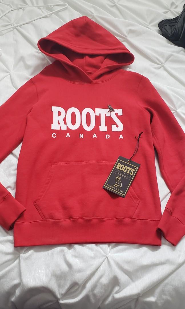 ovo x roots limited edition sweater