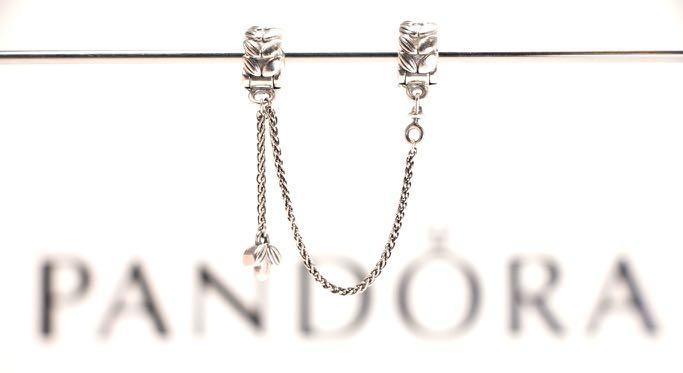 Pandora Safety Chain- Grains of Energy