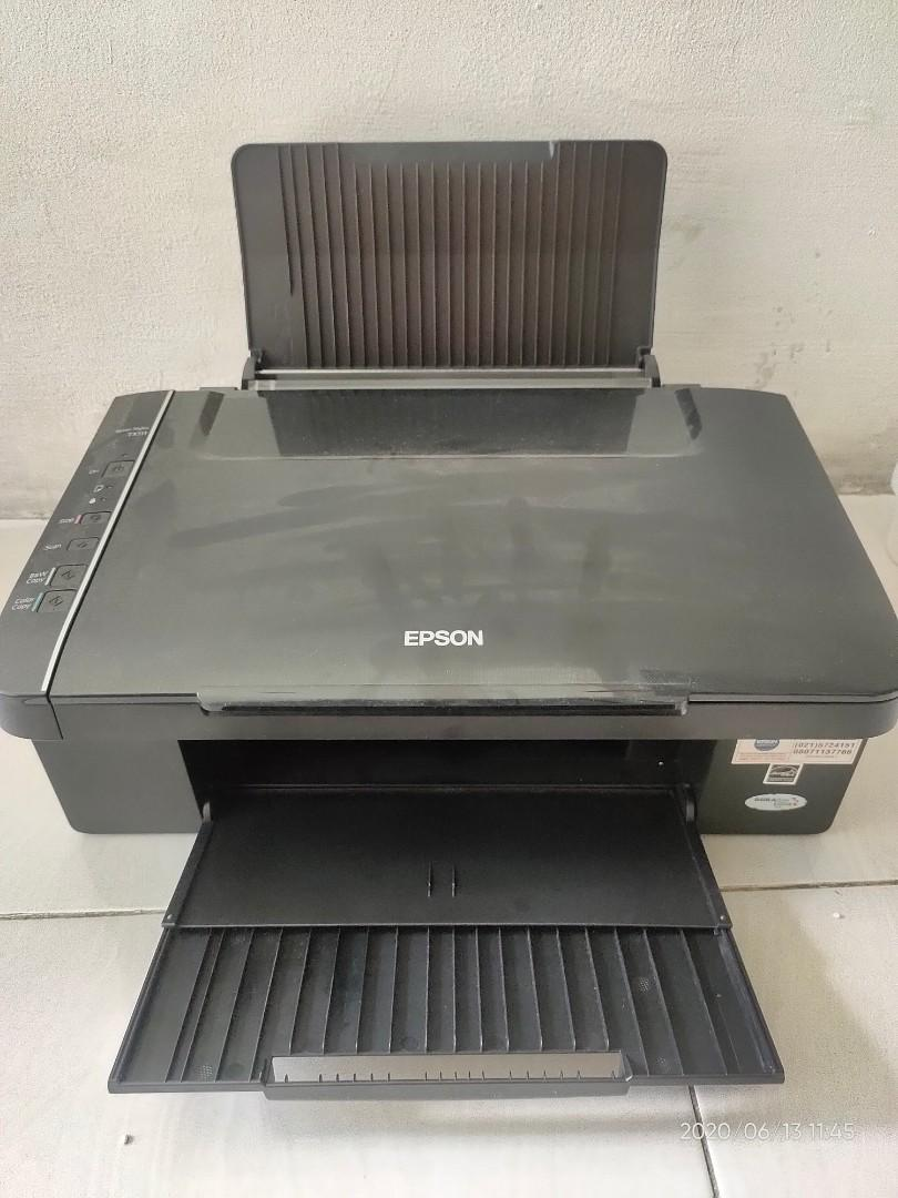 Printer Scanner Fotocopy Epson TX111