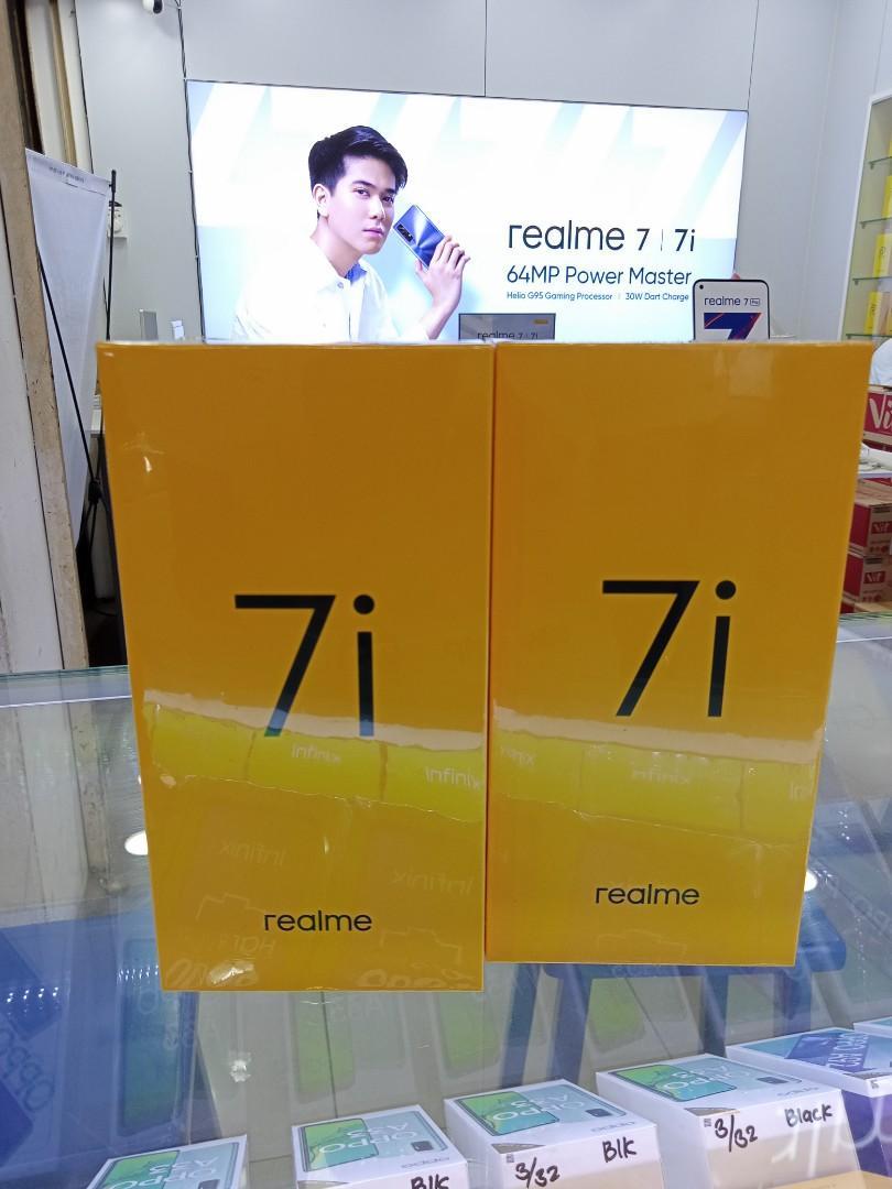 Realme 7i 8/128