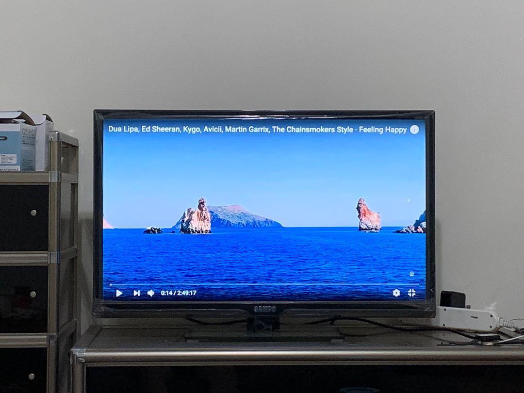 二手SAMPO液晶電視(EM-32BT15D) 32寸