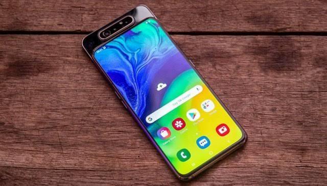 Samsung A80 Resmi Kredit Mudah