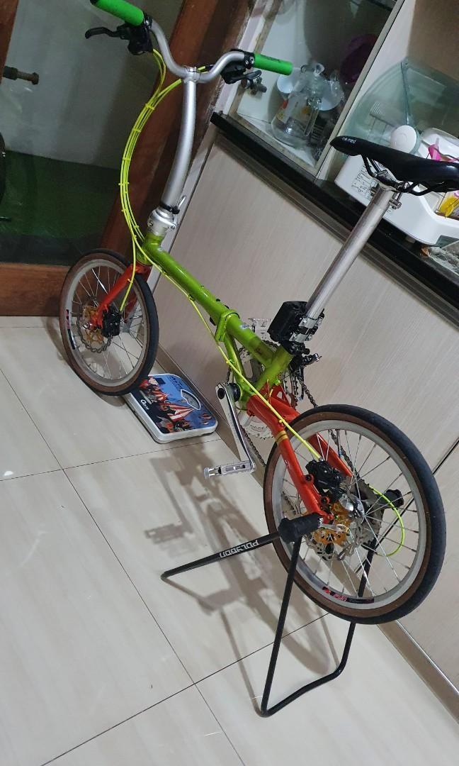 Sepeda Lipat FHON GUST