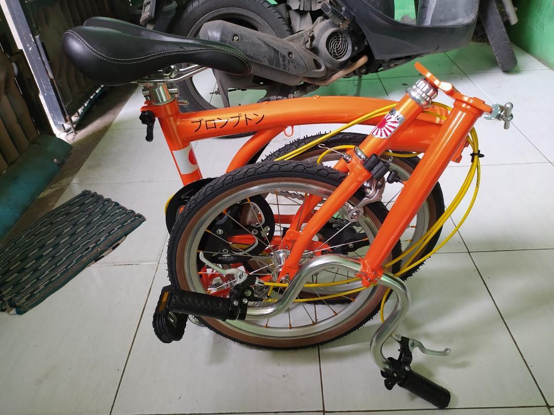 Sepeda Lipat NANO SELIS