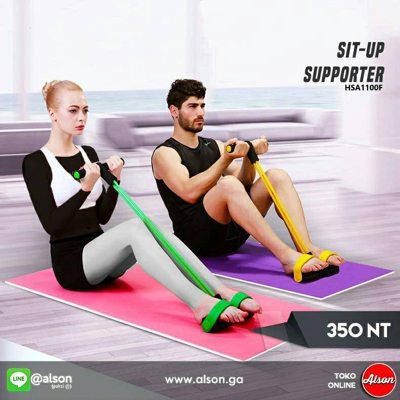 SIT-UP SUPPORTER