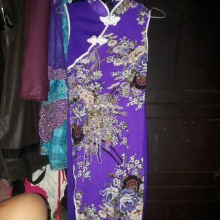#special1010 dress cheongsam panjanh
