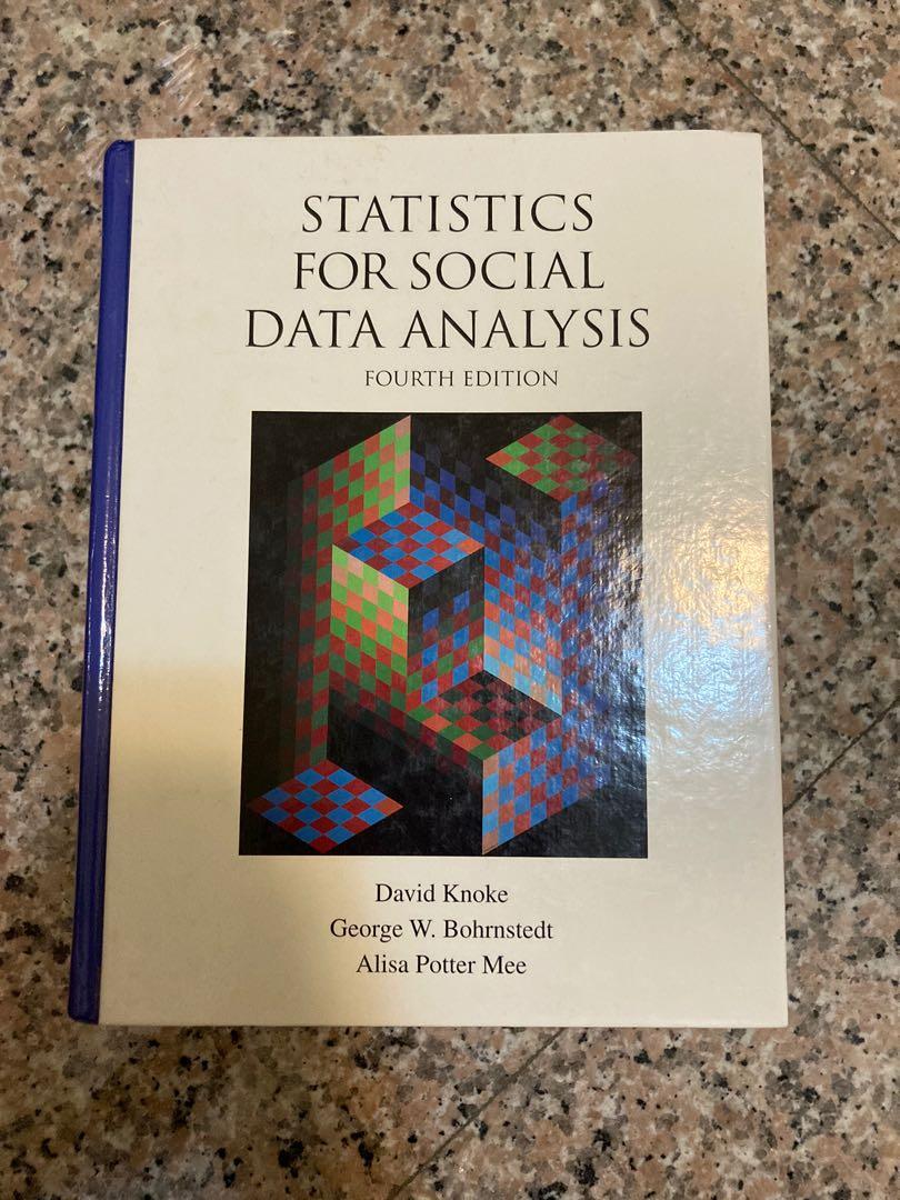 《Statistics for Social Data Analysis》