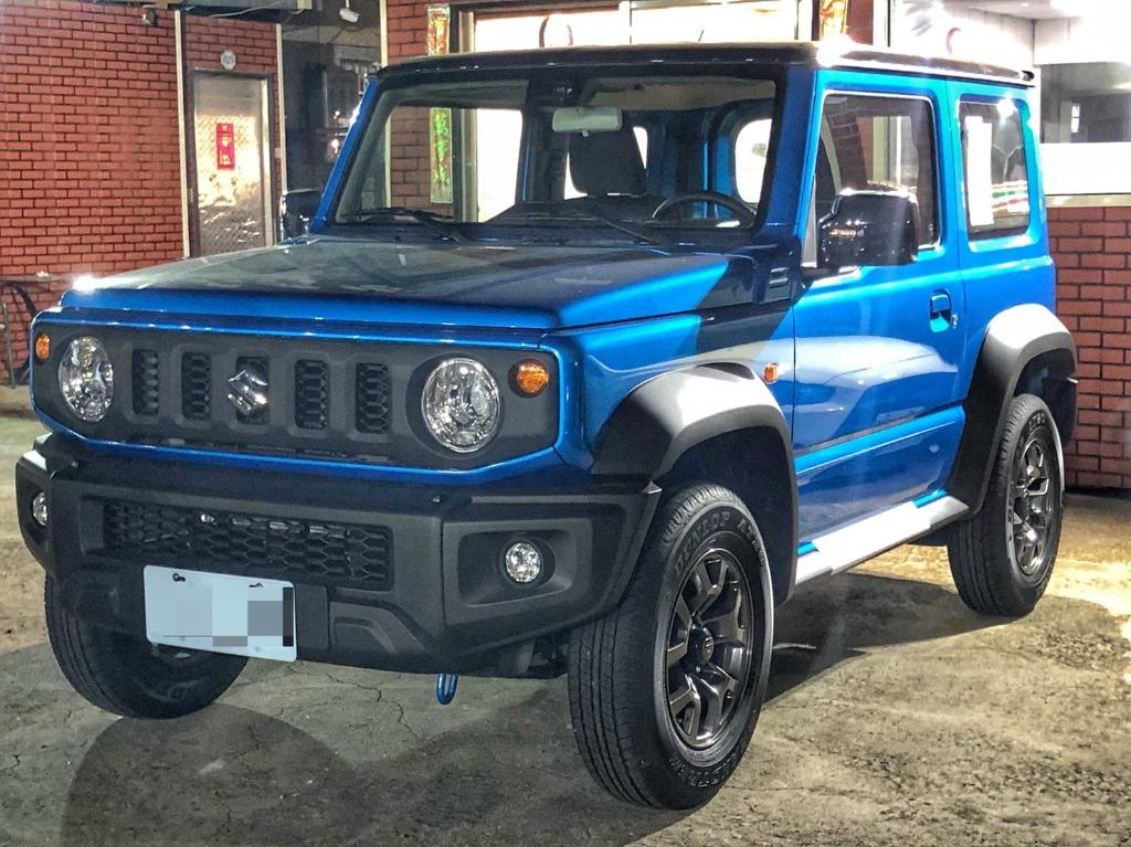 Suzuki 2020 1.5 jimmy可長期追蹤FB臉書:小馬遛車庫