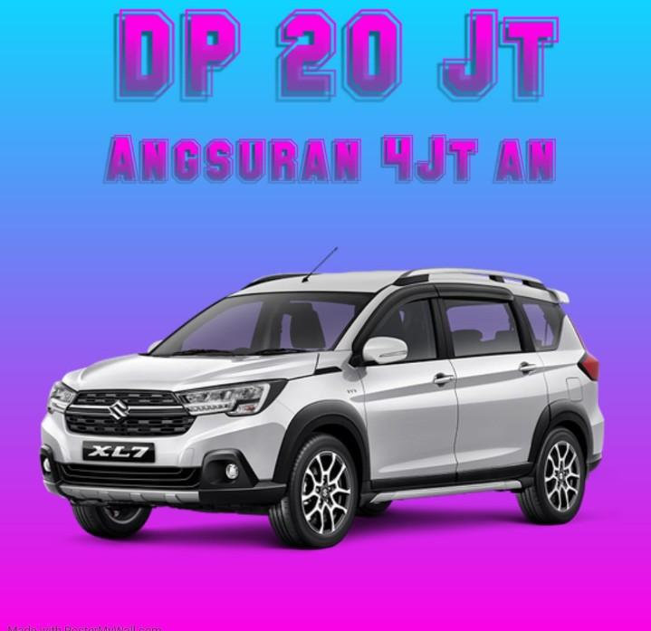 Suzuki New XL7 Termurah