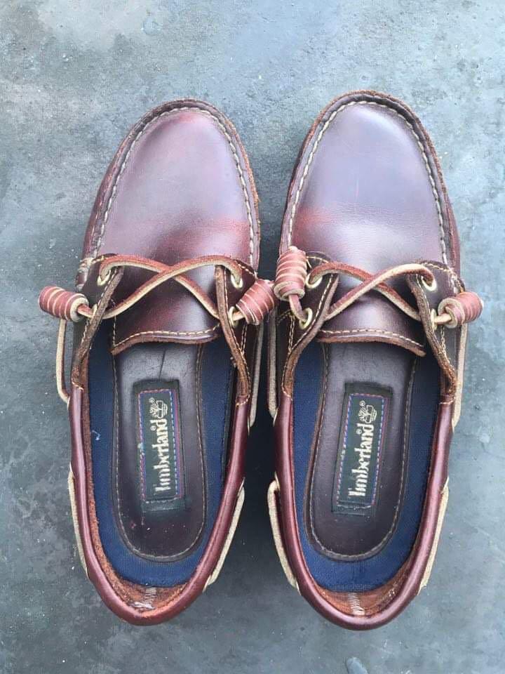 Timberland 女帆船鞋 37/23.5 含運價