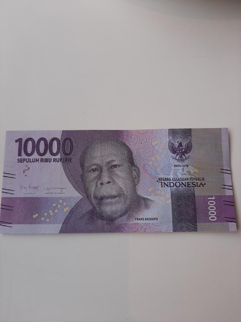 Uang pecahan 10.000