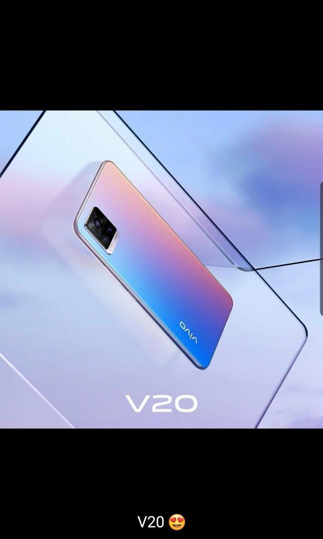 VIVO V20 Diangsur Tanpa CC