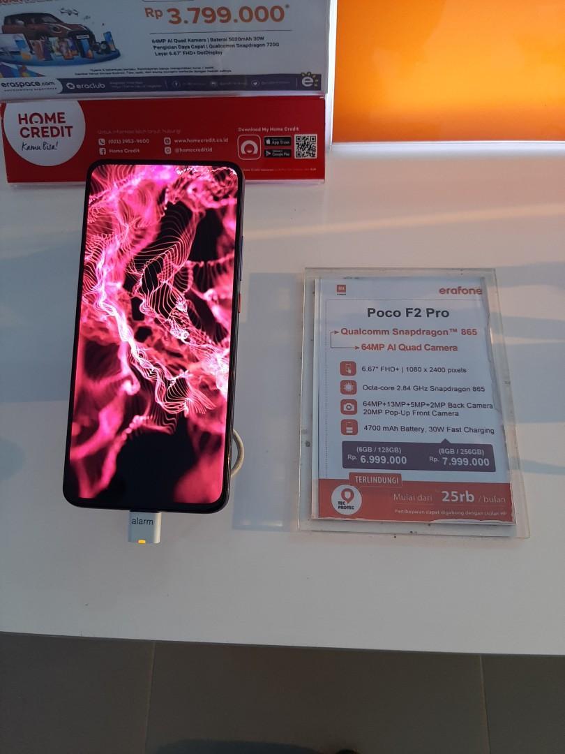 Xiaomi Poco F2 Pro Kredit Tanpa CC