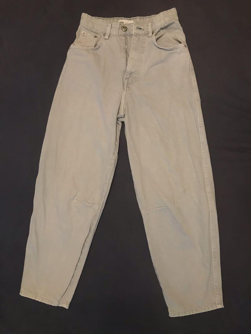 Zara light jeans
