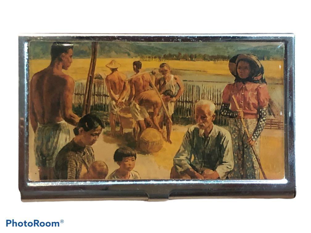 橫式名片盒