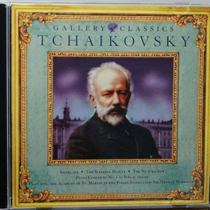 柴可夫斯基 第1號鋼琴協奏曲 睡美人交響曲/UNISON MUSIC/CD/FINDINGMUSIC #二手價