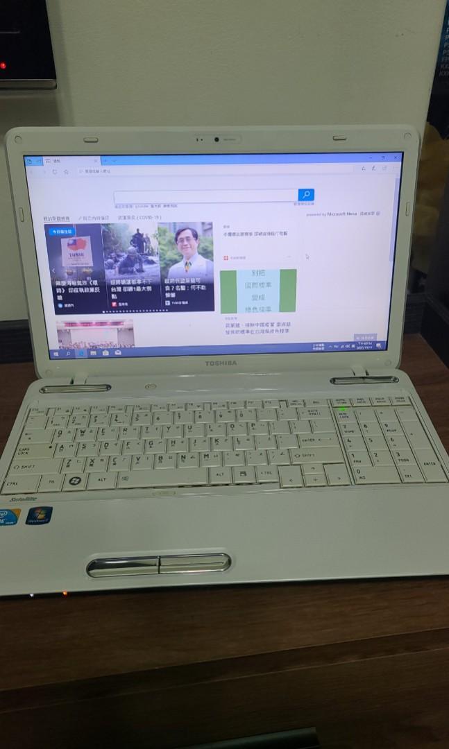 二手電腦 東芝 toshiba l650 i3 m370