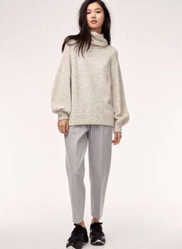 Aritzia babaton adichie sweater sz s