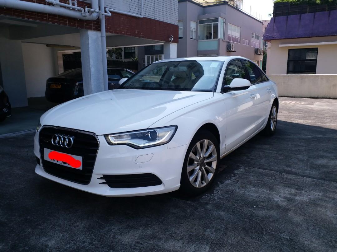 Audi A6 Avant 2.8 TFSI mu Auto