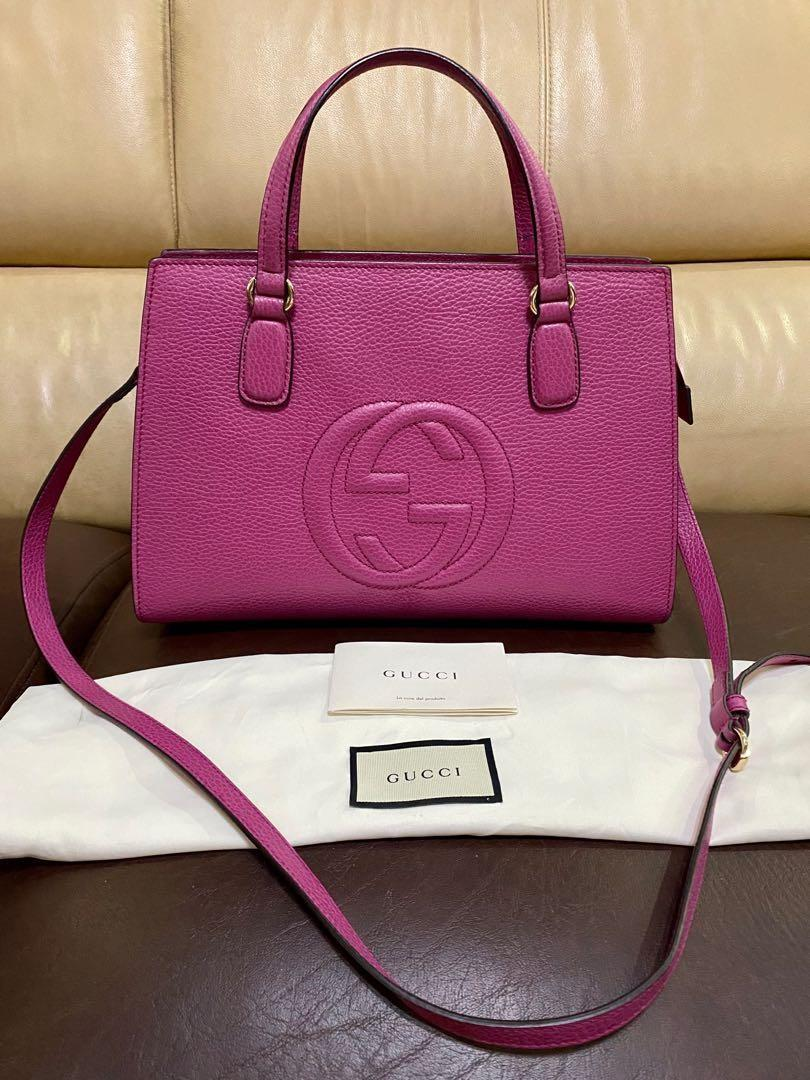 Authentic Gucci Soho Two Way