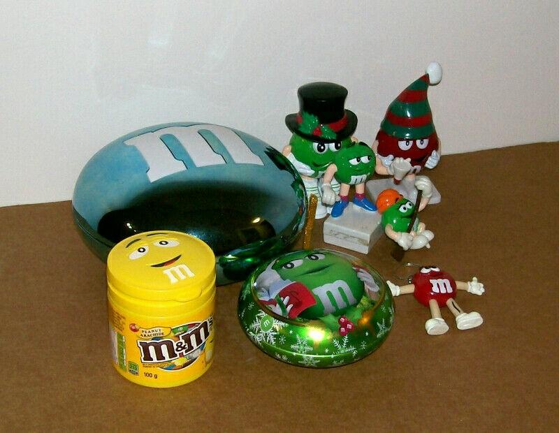 Awesome M&M's Collectibles