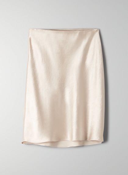 Babaton Mini Slip Skirt