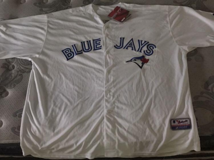 Blue jays custom #1 DAD jersey
