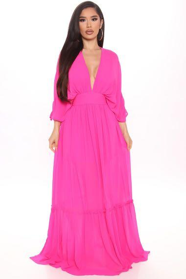 Brand new size small gown with tags
