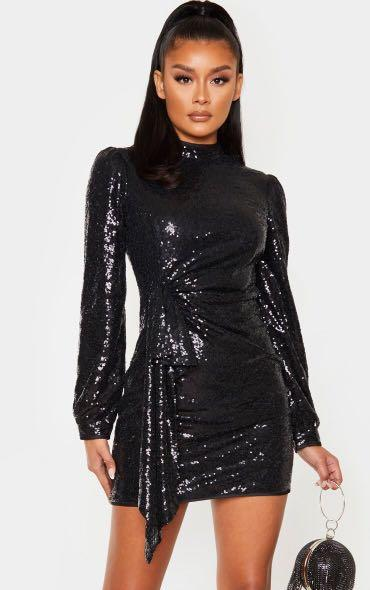 Brand new size small sequin dress
