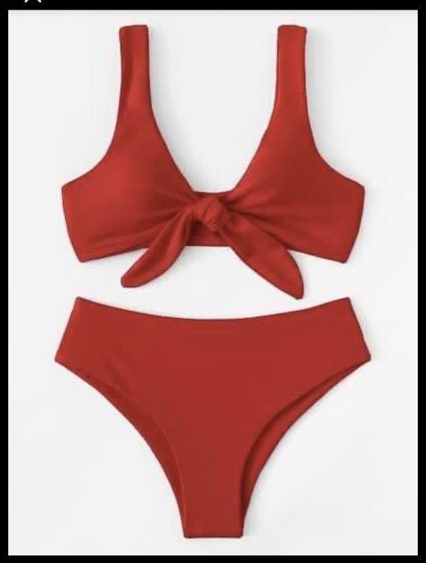 Brand new size small tie up bikini swimsuit