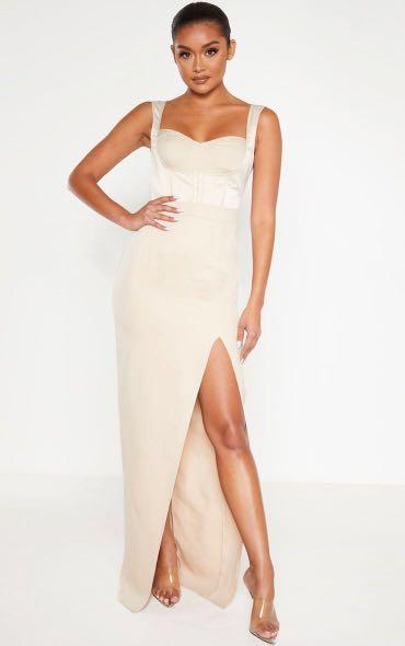 Brand new size small with tags gown