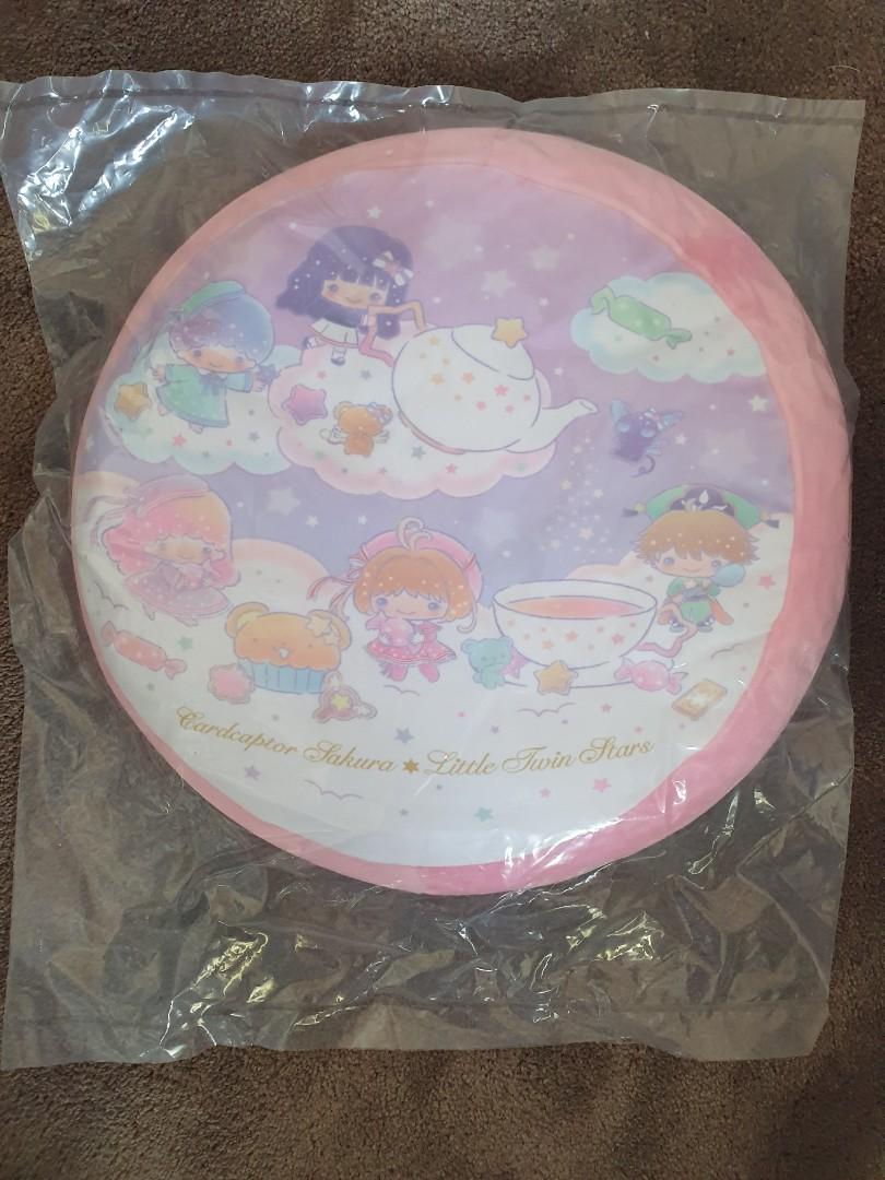 Cardcaptor Sakura x Sanrio Cushion