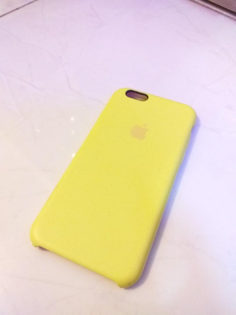 Case iPhone 6 Applw Yellow