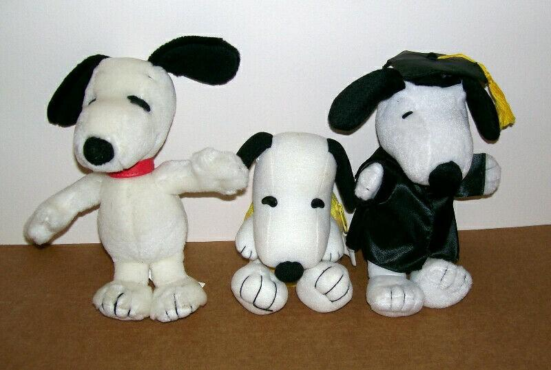 Cute Snoopy Plush Toys